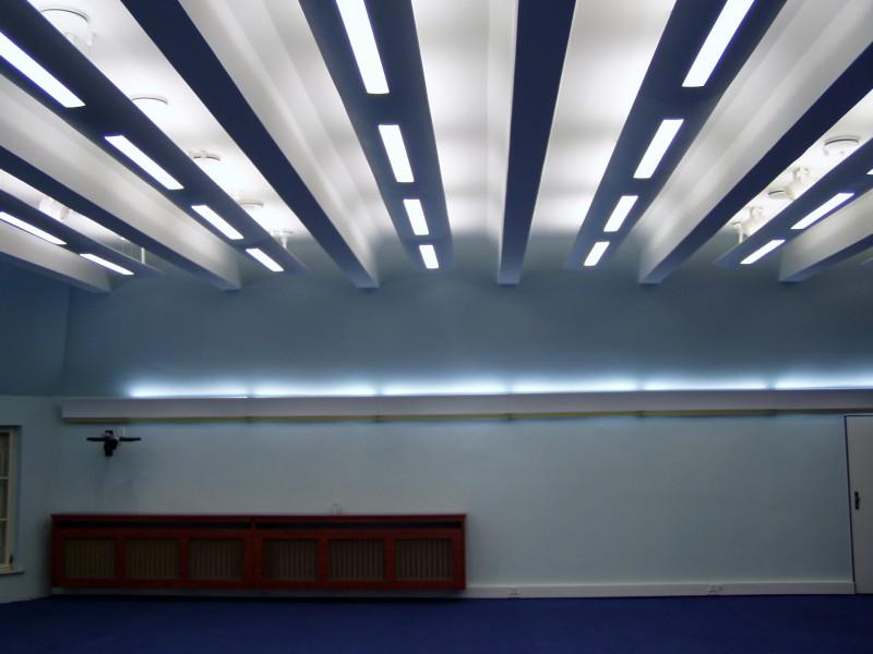 Slovneská Filharmónia Bratislava osvetlenie Lightech
