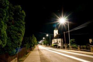 zuberec verejné osvetlenie