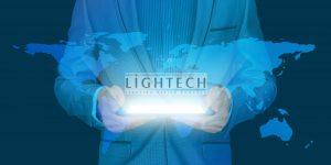 kontakt hologram osvetlenie lightech tablet