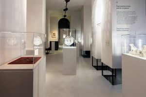 Lighting design - svetelný dizajn, návrh galéria múzeum