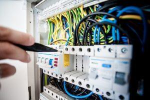 Merania a expertízy kvality osvetlenia a kvality elektrickej energie, Energetické audity, Termovízia