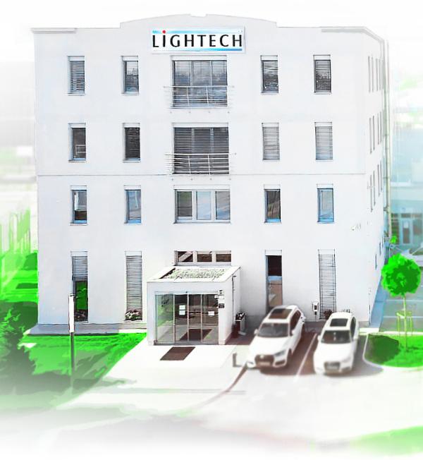 hlavná budova, ateliér, Lightech