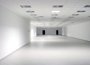 elektroinštalácia svietidlá osvetlenie, čistý priestor