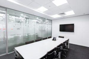 komerčné priestory, kancelárie, osvetlenie, rokovacia zasadacia miesnosť